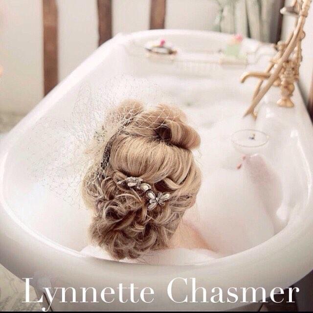 Свадьба - Creative Bridal Hairstylist