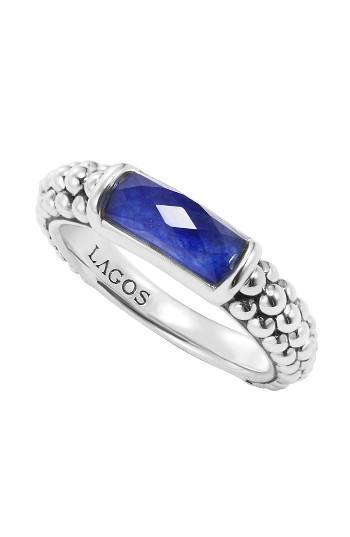 Mariage - LAGOS 'Maya' Stackable Caviar Ring