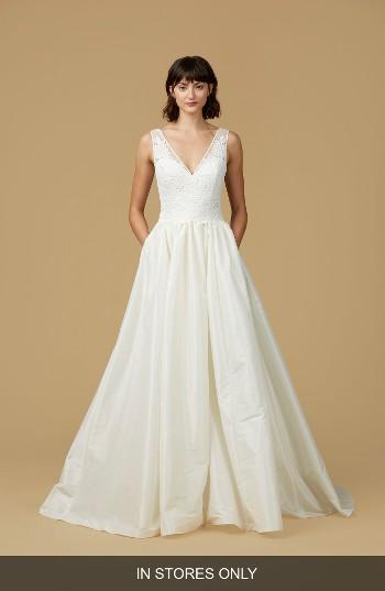 Mariage - nouvelle AMSALE Devra Ballgown (In Stores Only)