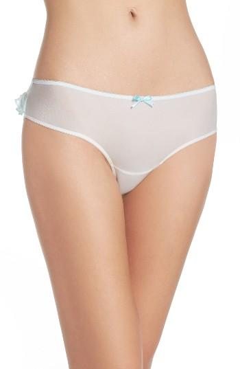 Wedding - Betsey Johnson Ruffle Panty