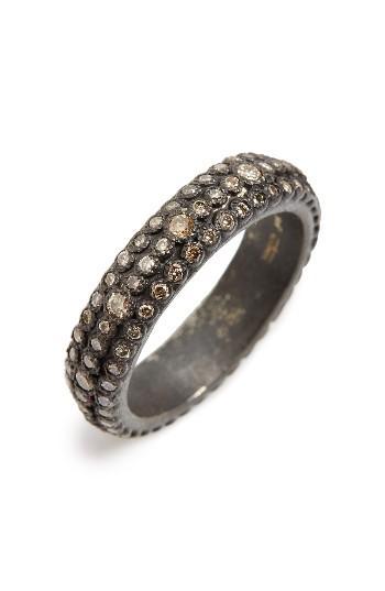 Wedding - Armenta Old World Eternity Diamond Stack Ring
