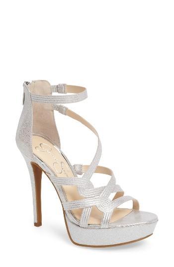 Mariage - Jessica Simpson Bellanne Platform Sandal