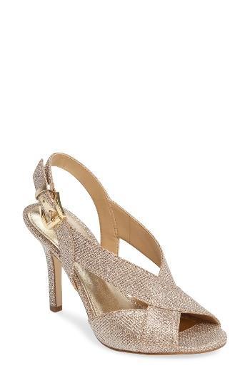 Hochzeit - Michael Kors Becky Cross Strap Sandal