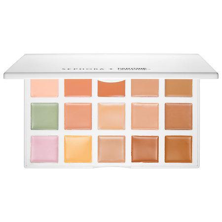 Свадьба - Sephora + PANTONE UNIVERSE Correct + Conceal Palette