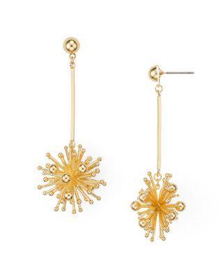 Mariage - AQUA Joelle Starburst Drop Earrings - 100% Exclusive