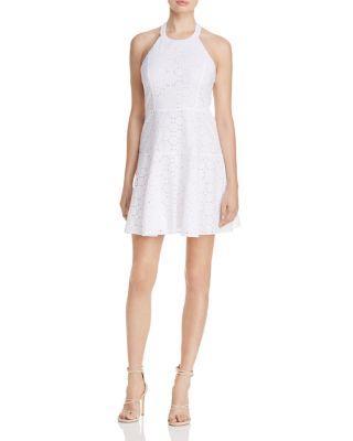 زفاف - Parker Leona Lace Halter Dress - 100% Exclusive