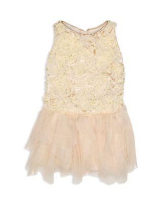 Wedding - Biscotti Girls' Embellished Tutu Dress - Baby
