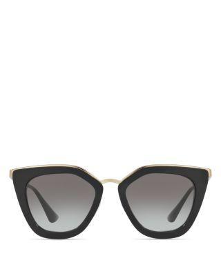 Wedding - Prada Conceptual Sunglasses, 52mm