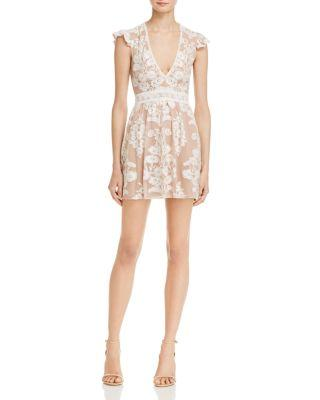 Mariage - For Love & Lemons Temecula Lace Dress
