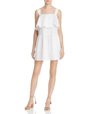 Boda - Rebecca Minkoff Palm Flounce Tier Dress - 100% Exclusive