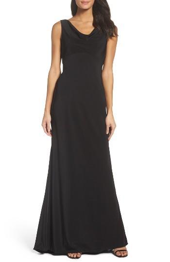 Wedding - Xscape Draped Gown