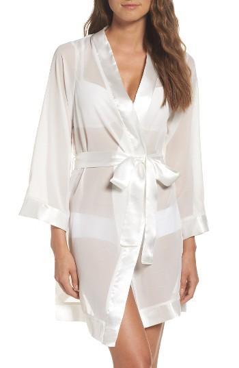 Свадьба - Bluebella Chiffon & Satin Kimono
