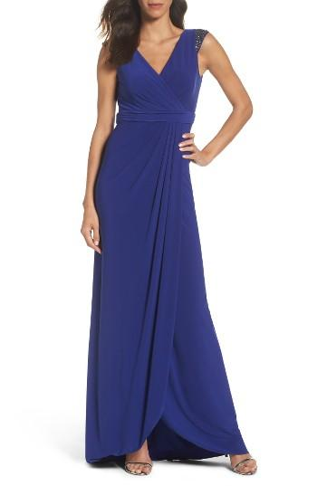 Wedding - Adrianna Papell Jersey Gown