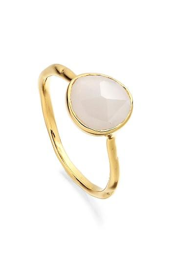 Wedding - Monica Vinader Siren Semiprecious Stone Stacking Ring