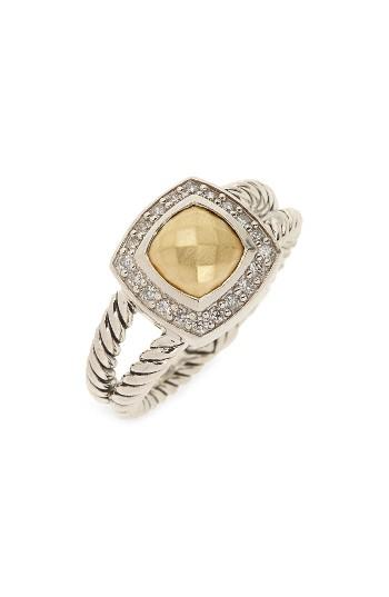 Wedding - David Yurman Petite Albion Ring with Semiprecious Stone & Diamonds