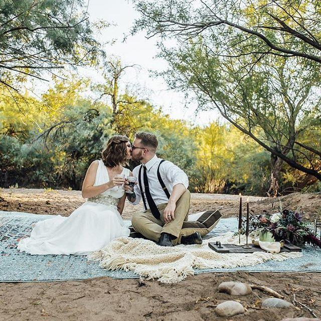 Свадьба - Boho Weddings (Kelly Hood)