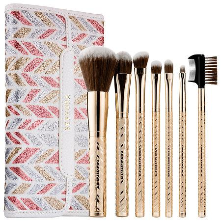 Mariage - Sparkle & Shine Antibacterial Brush Set