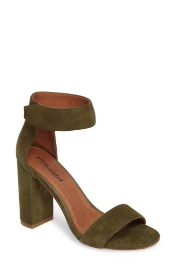 Wedding - Jeffrey Campbell 'Lindsay' Ankle Strap Sandal (Women)