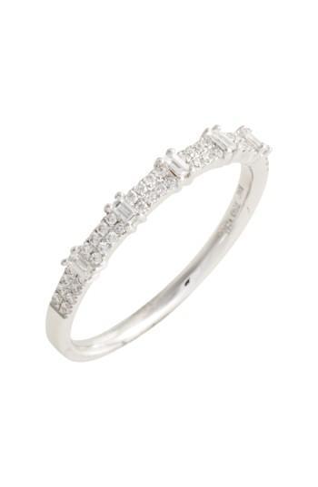 Wedding - Bony Levy Amara Diamond Stack Ring (Nordstrom Exclusive)