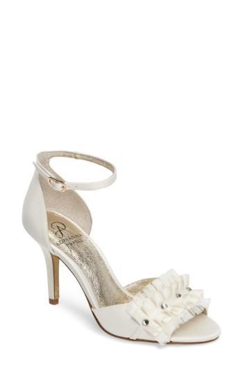 4996048aaec Adrianna Papell Alcott Chiffon Ruffle Sandal (Women)  2749980 - Weddbook