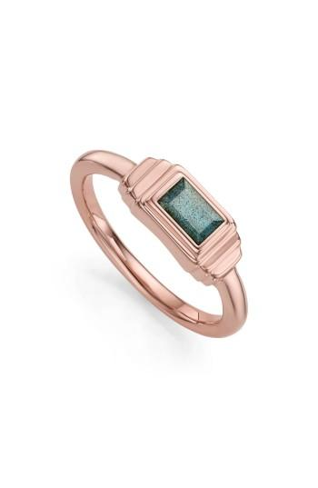 Wedding - Monica Vinader Baja Deco Semiprecious Stone Ring