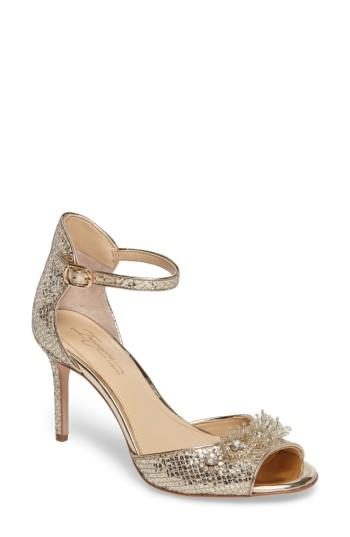 Mariage - Imagine by Vince Camuto Prisca Embellished Sandal