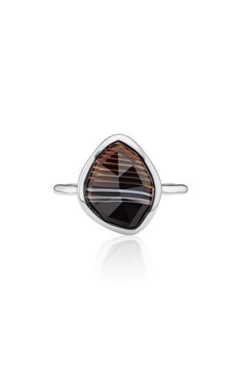 Hochzeit - Monica Vinader Siren Nugget Semiprecious Stacking Ring