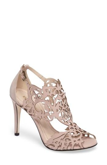 Wedding - Klub Nico Marcela Laser Cutout Sandal (Women)