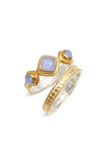 765139b910d0b Schmuck - Anna Beck Set Of 2 Stacking Rings #2774238 - Weddbook