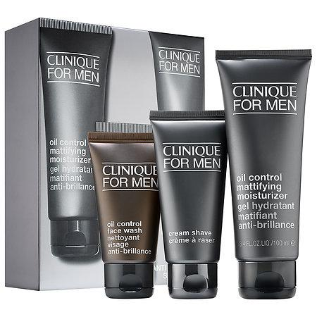 Wedding - Clinique for Men Kit: Daily Oil Control