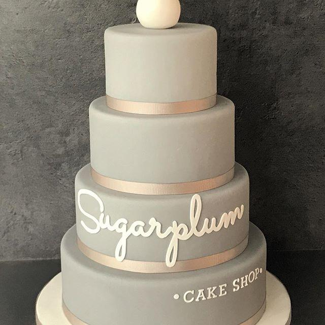 Boda - Sugarplum Cake Shop