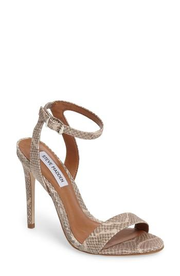 زفاف - Steve Madden Landen Ankle Strap Sandal