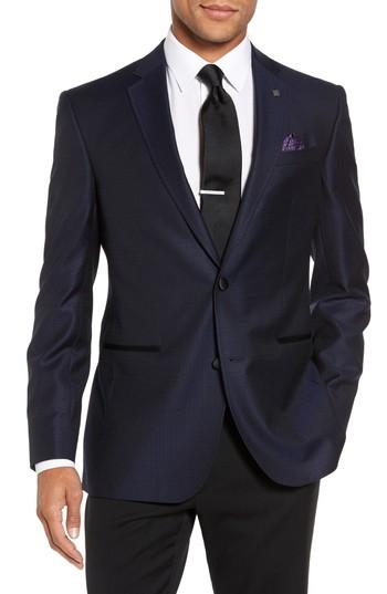 Свадьба - Ted Baker London Jack Trim Fit Wool Dinner Jacket