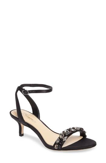 Свадьба - Imagine Vince Camuto Kolo Embellished Kitten Heel Sandal (Women)