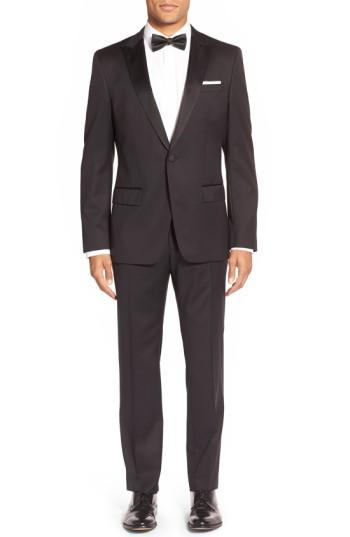 Свадьба - BOSS Trim Fit Wool Tuxedo