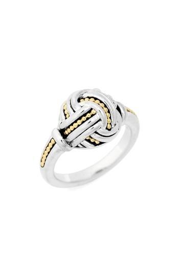 Mariage - LAGOS Small Round Ring