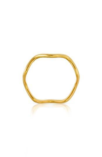Wedding - Sabine Getty Wave Band Ring