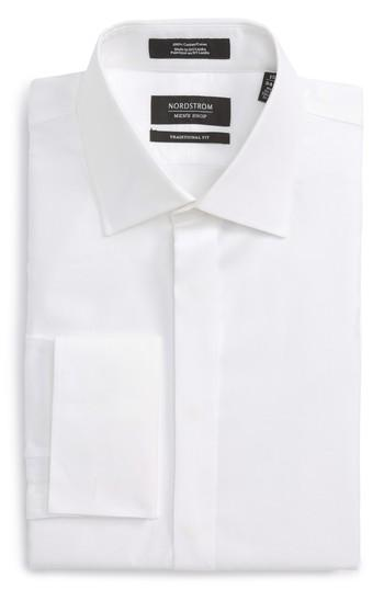 Свадьба - Nordstrom Men's Shop Traditional Fit Tuxedo Shirt