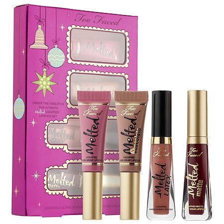 Свадьба - Under The Kissletoe The Ultimate Liquified Lipstick Set