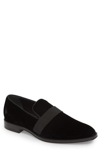 Wedding - Givenchy Velvet Loafer (Men)