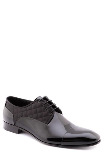 Nozze - Jared Lang Dean Cap Toe Derby (Men)