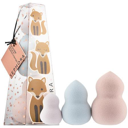 Hochzeit - Fox In The Box Sponge Set