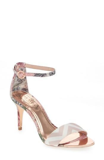 a5e0fc02243 Ted Baker London Mavbe Ankle Strap Sandal (Women)  2824662 - Weddbook