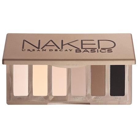 Свадьба - Naked Basics Eyeshadow Palette