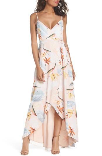 Wedding - Show Me Your Mumu Meghan Wrap Dress