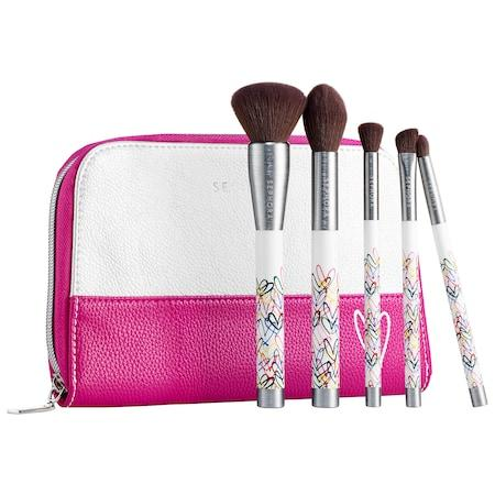 Wedding - J Goldcrown for Sephora Collection: Bleeding Hearts Brush Set