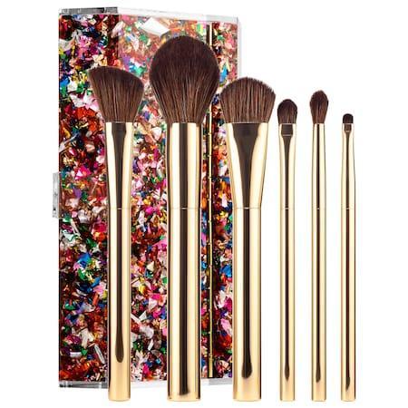 Свадьба - Glitter O'Clock Brush Set