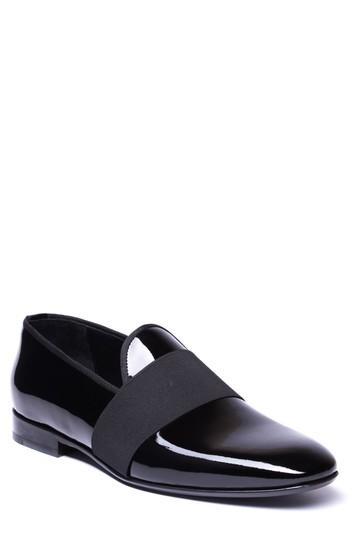 Wedding - Jared Lang Alessandro Banded Venetian Loafer (Men)