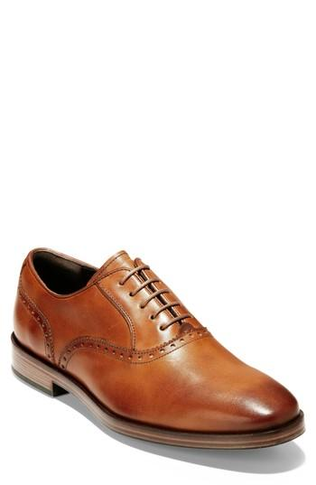 Hochzeit - Cole Haan 'Hamilton Grand' Plain Toe Oxford (Men)