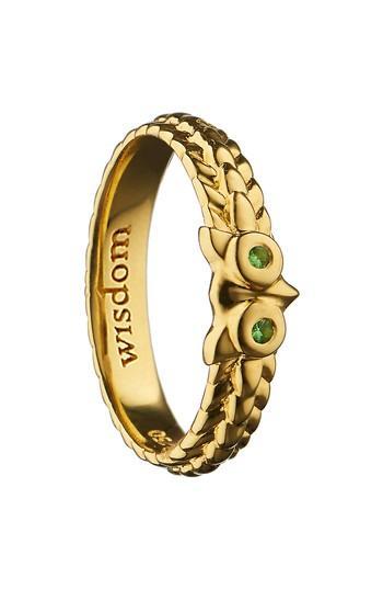 Mariage - Monica Rich Kosann Wisdom Owl Ring